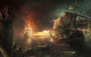 Пірати — цікаві факти