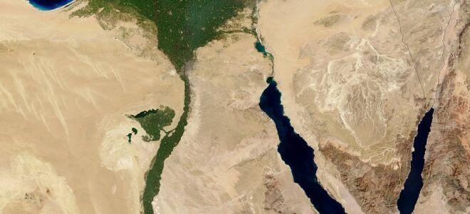 Ріка Ніл — цікаві факти