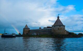 Цікаві факти про Ладозьке озеро