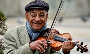 Скрипка — цікаві факти