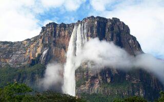 Водоспад Анхель — цікаві факти