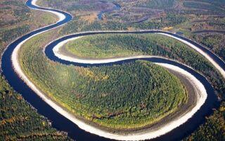 Російські ріки та озера — цікаві факти