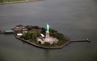 Цікаві факти про Статую Свободи