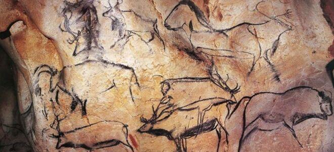 Наскельний живопис — цікаві факти