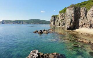 Японське море — цікаві факти