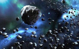 Астероїд — цікаві факти