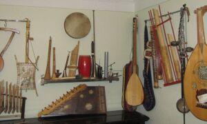 Музичні інструменти — цікава інформація