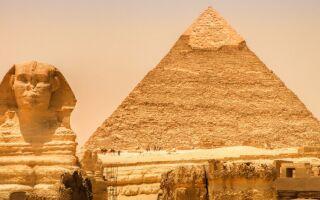 Піраміда Хеопса — цікаві факти