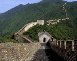 Велика китайська стіна цікаві факти