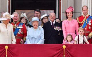 Королівська сім'я Великобританії — цікаві факти