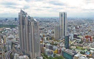 Японія — цікаві факти