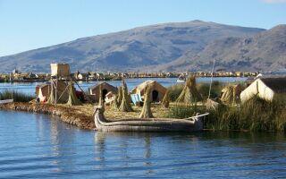 Озеро Тітікака — цікаві факти