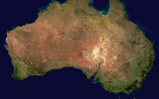 Австралія — цікаві факти