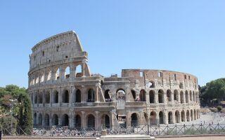 Цікаві факти про Колізей