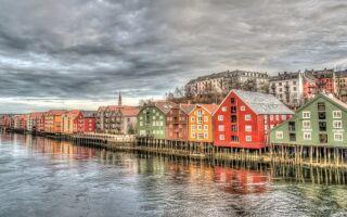 Норвегія — цікаві факти
