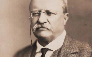 Теодор Рузвельт — цікаві факти