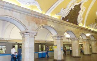 Московське метро — цікаві факти