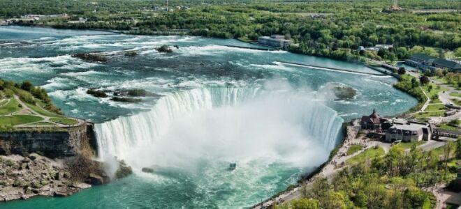 Цікаві факти про Ніагарський водоспад