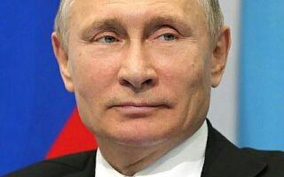 Володимир Путін — цікаві факти