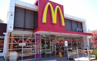 Макдональдс — цікаві факти