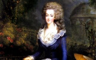 Марія Антуанетта — цікаві факти