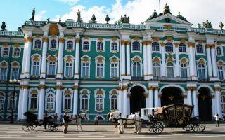 Зимовий палац — цікаві факти