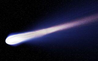 Комети — цікаві факти