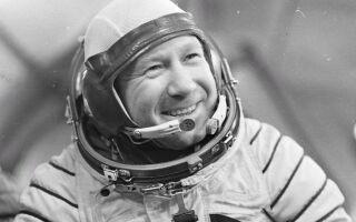 Космонавт Олексій Леонов — цікаві факти