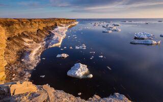 Море Лаптєвих — цікаві факти