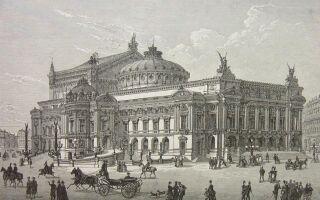 Опера — цікаві факти