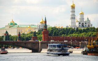 Москва — цікаві факти