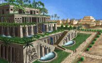 Цікаві факти про вавилонські висячі сади Семіраміди
