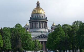 Санкт-Петербург — цікаві факти