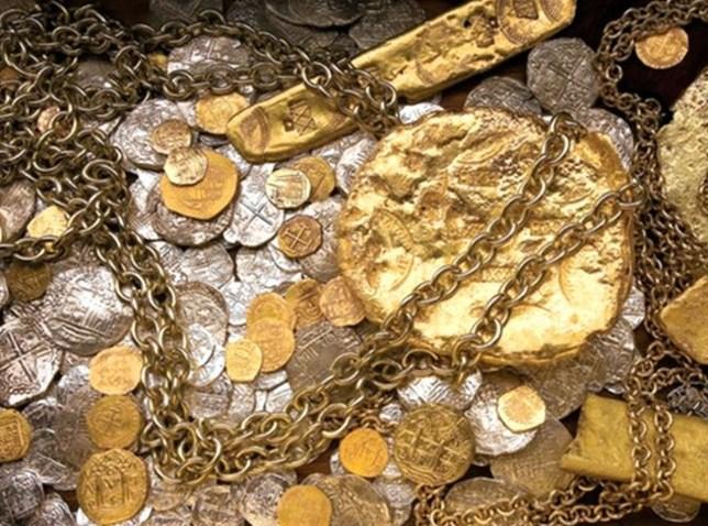 Іспанське золото