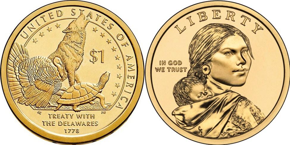 Один долар
