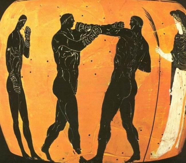 Античний бокс
