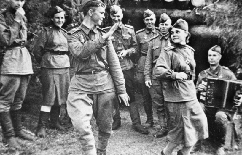 Солдати на дозвіллі
