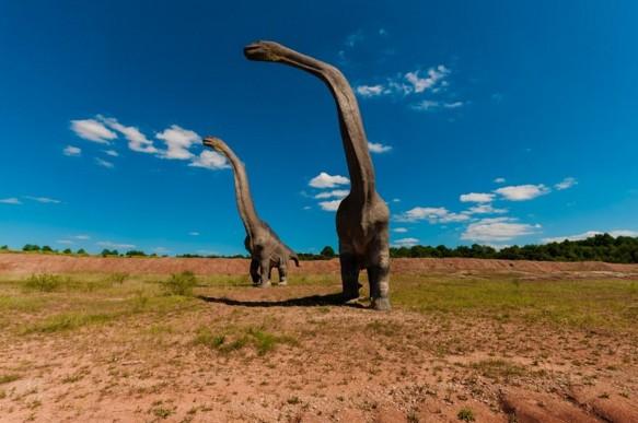 Брахіозаври