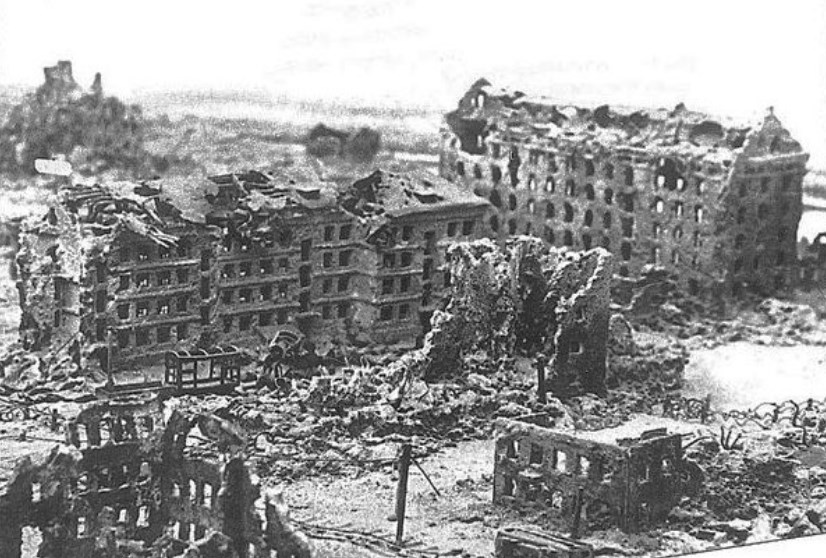 Після бомбардування