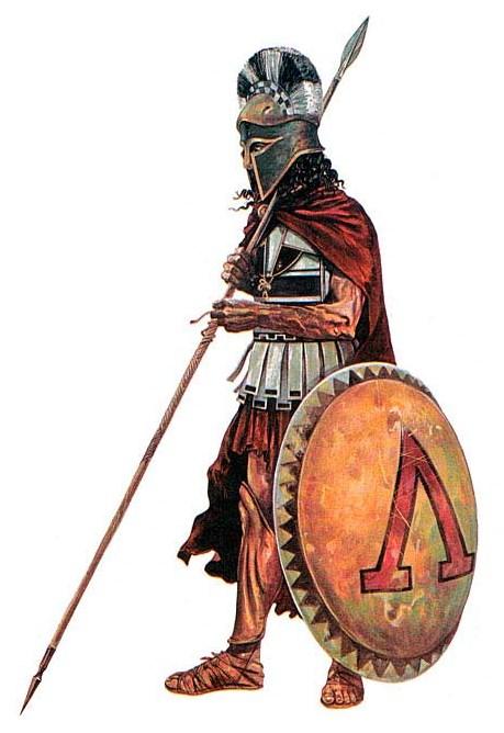 Спартанець