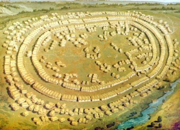 Трипільське місто