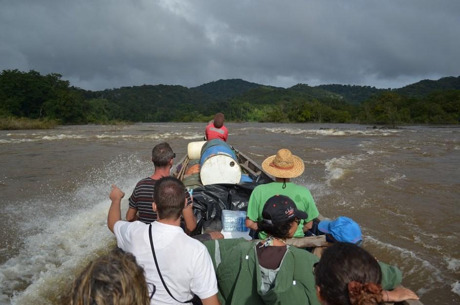 Туризм у Суринамі