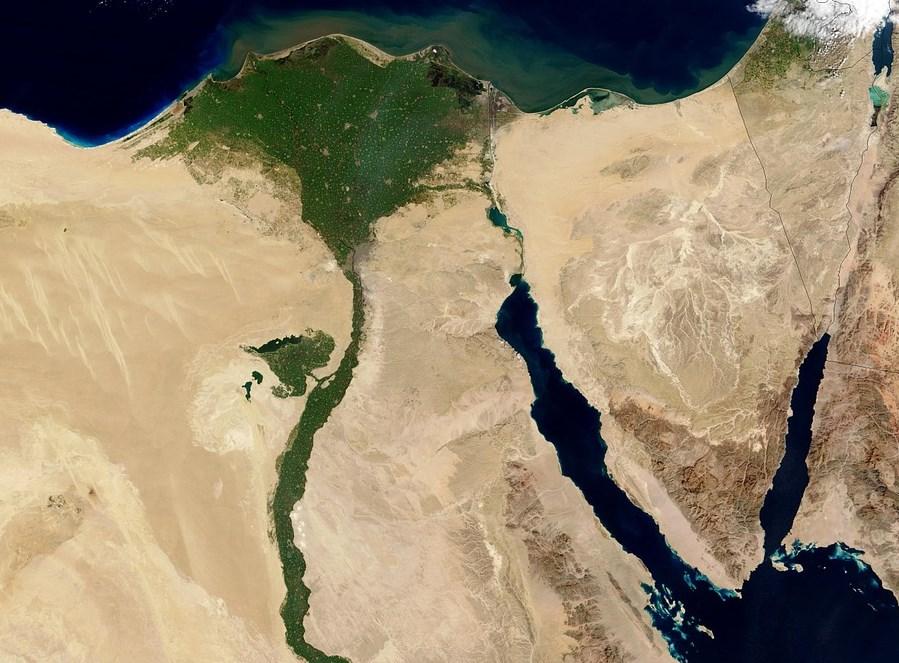 У Єгипті