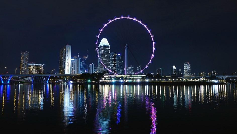 Вечірнє місто