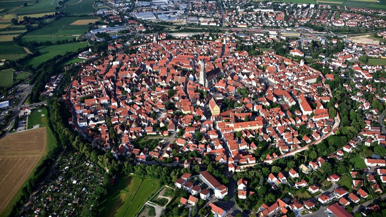 Місто Нордлінген