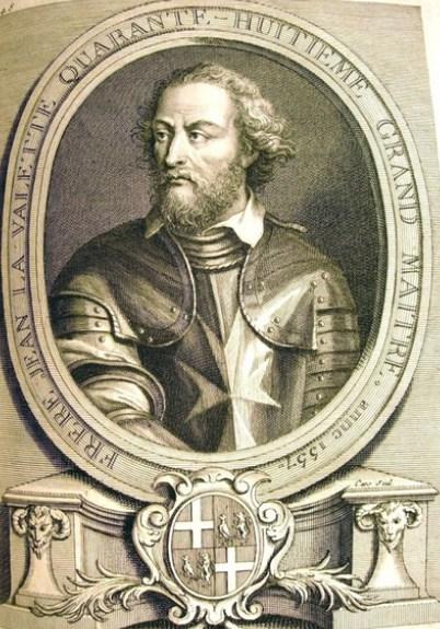 Жан Парізо де ла Валетт